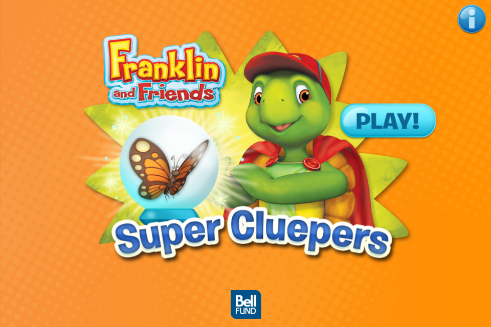 Screenshot Franklin's Super Cluepers