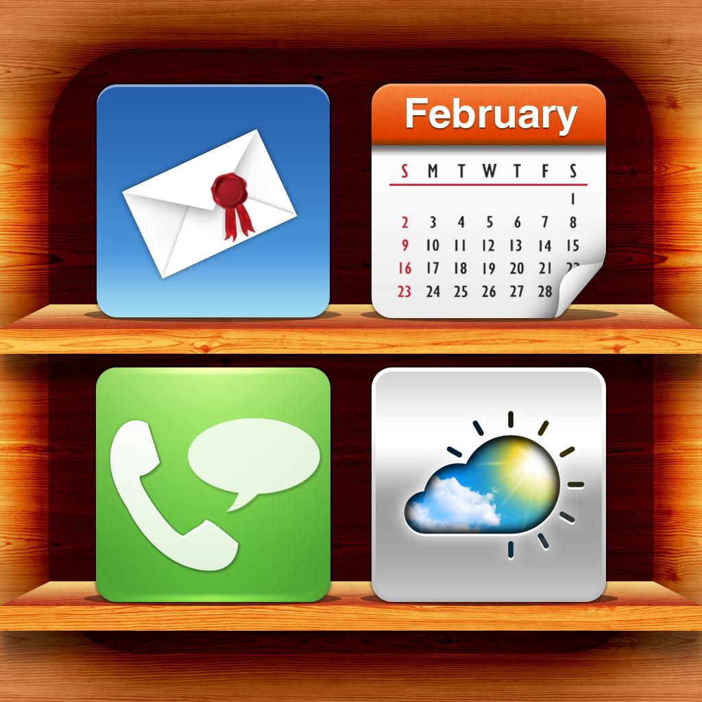 Trucca Il Tuo Schermo - Temi e sfondi personalizzati per iPhone, iPod touch, iPad e iOS 7 (AppStore Link)