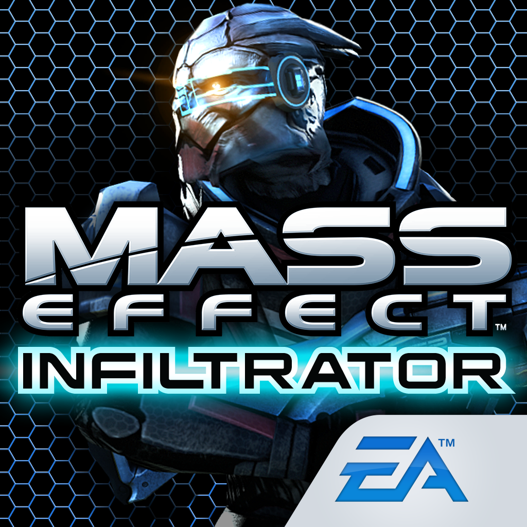 MASS EFFECT™ INFILTRATOR iOS